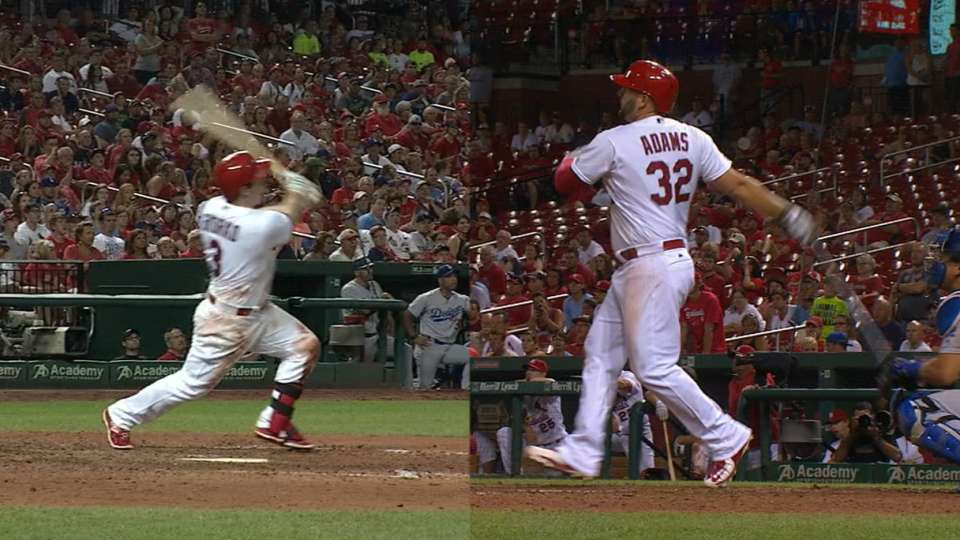 Must C: Cards rally, walk off