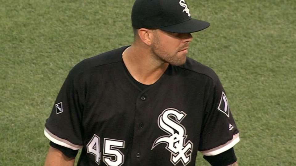 Ranaudo's unique White Sox debut