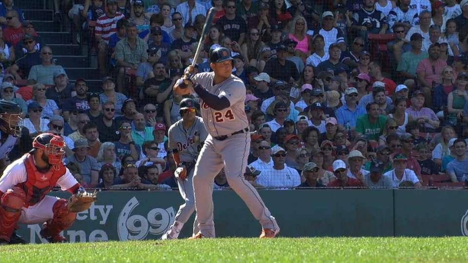 Cabrera dispara HR de la ventaja