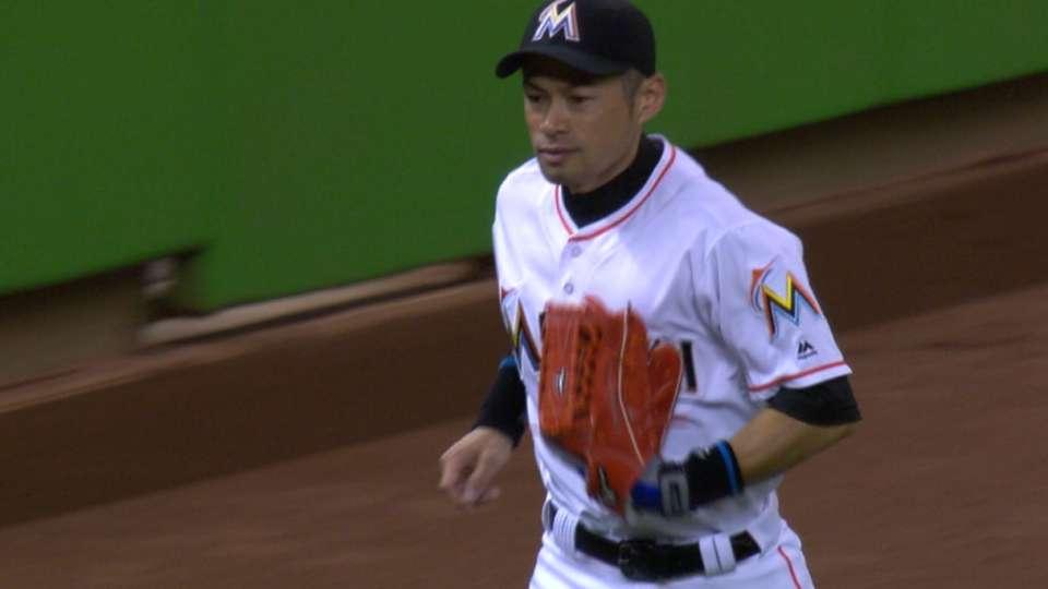 Gran tiro de Ichiro