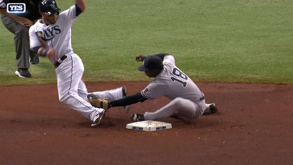 Romine gets Pearce on review