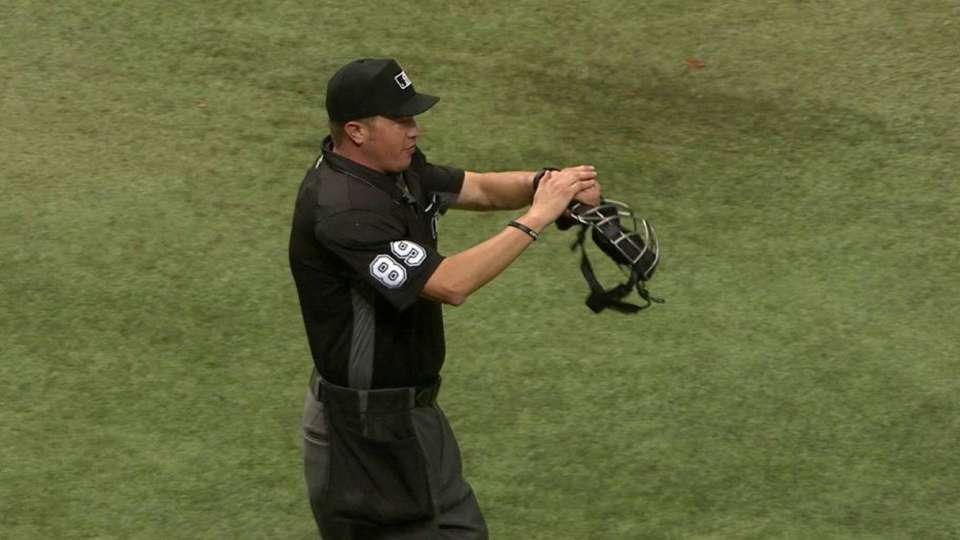 Ellsbury reaches on interference