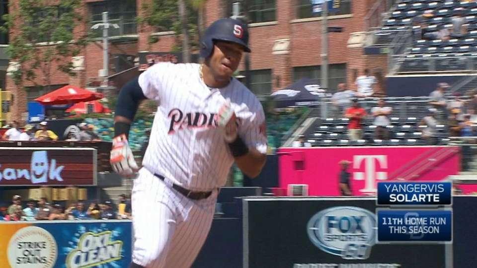 Solarte's two-run homer