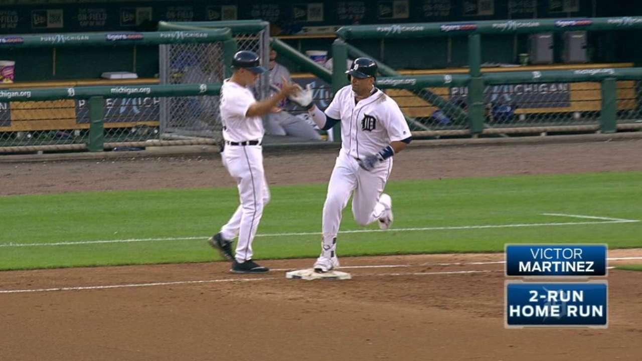 Martinez s two-run home run 8de3afb3c6a