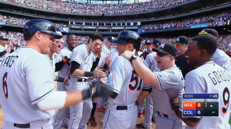 Ichiro llega a los 3,000 hits