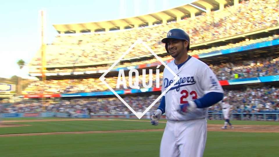 #AQUI: Gonzalez conecta su 300
