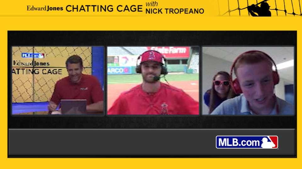 Chatting Cage: Tropeano