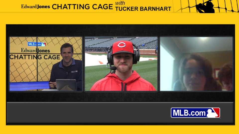 Barnhart on choosing catching