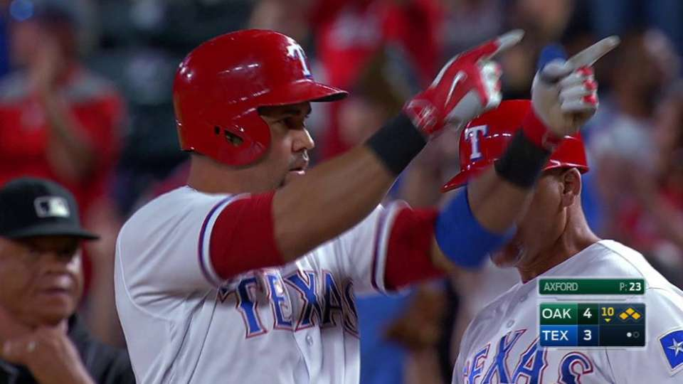 Beltran's clutch two-run single