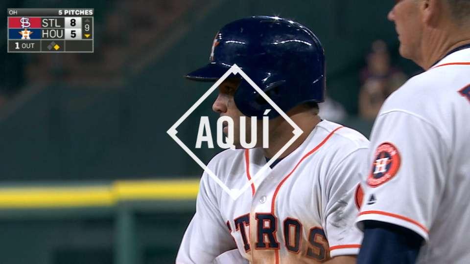 #AQUI: Altuve conecta el 1,000