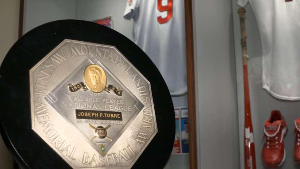 Joe Torre's 1971 MVP Award
