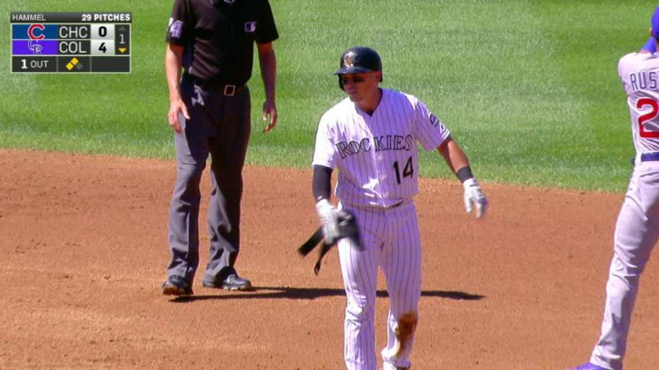 Wolters' two-run double