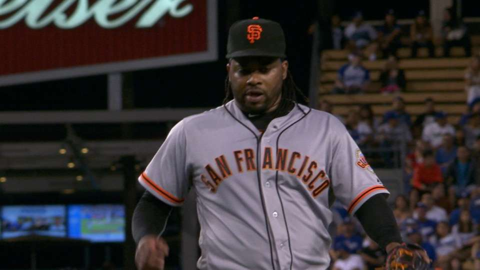 Cueto's strong start