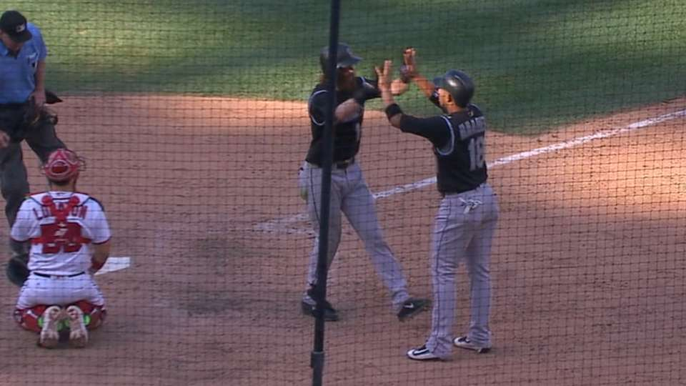 Blackmon crushes two home runs
