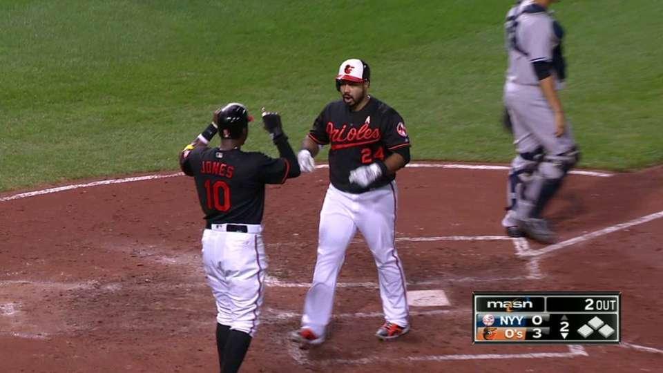 Alvarez jacks his 20th big fly