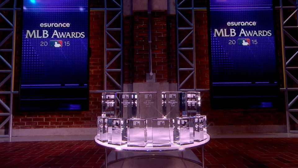 2015 Esurance MLB Awards