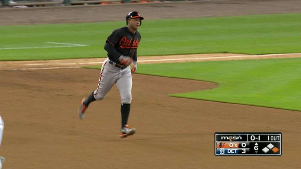 Schoop's two-run moonshot