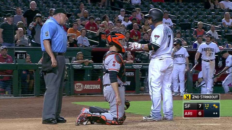 Castillo ejected in the 12th