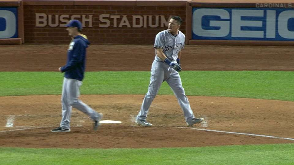 Perez's ejection