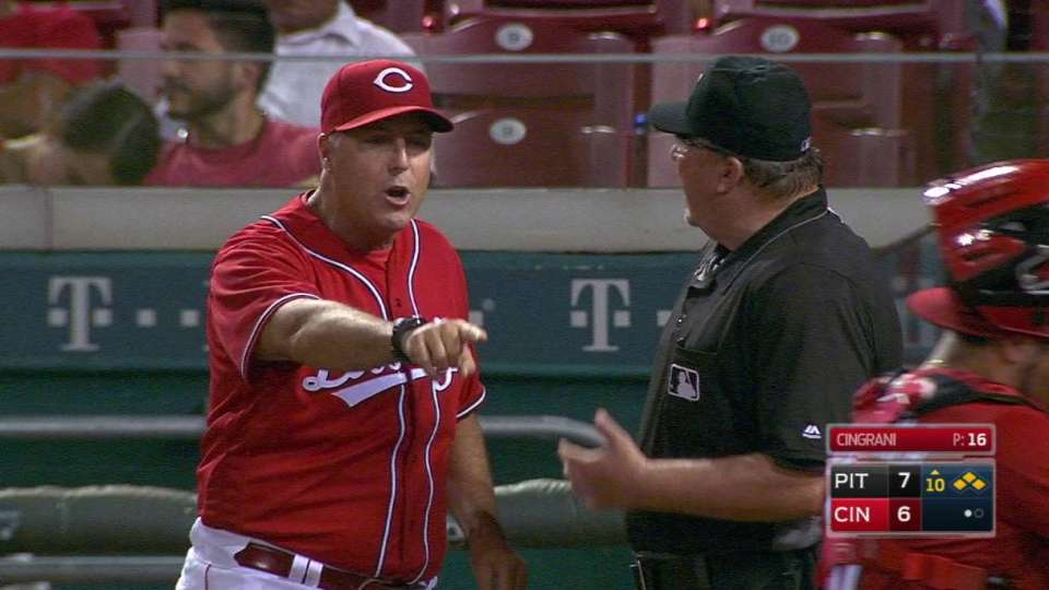 Price gets ejected in 10th