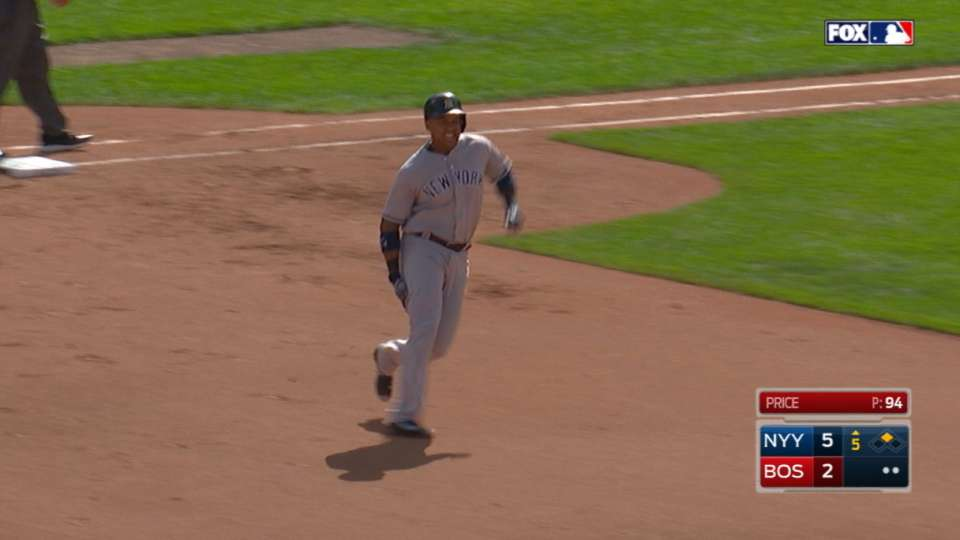 Castro exits game with an injury