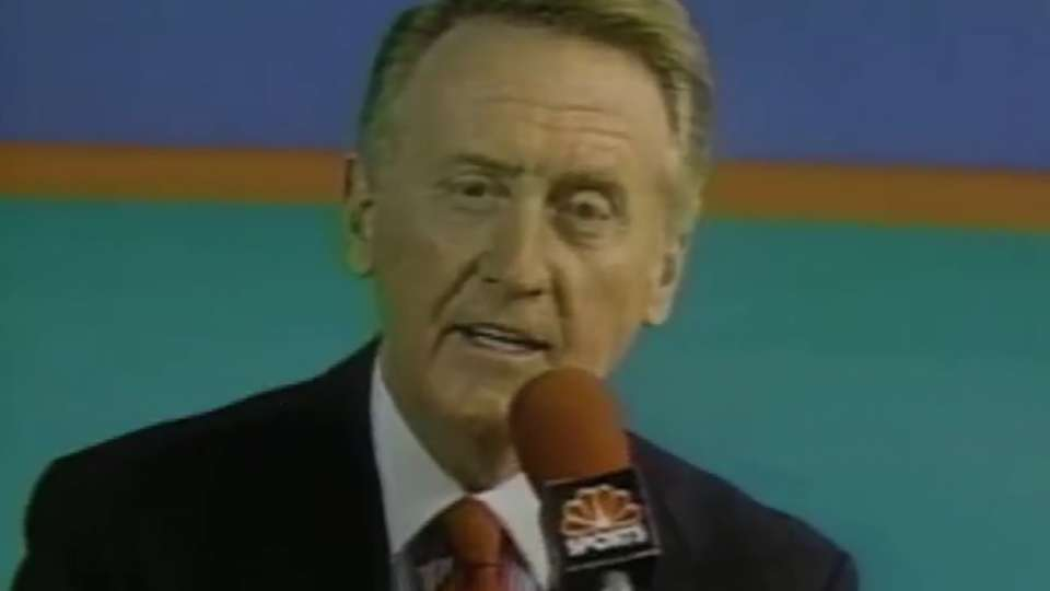 The best of Vin Scully