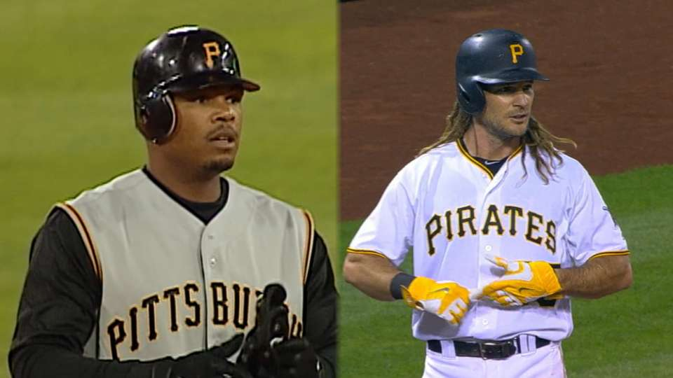 Jaso, Ward hit for the cycle