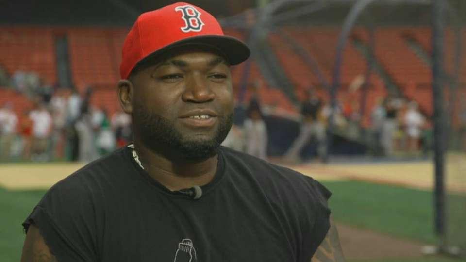 Ortiz on facing Yankees