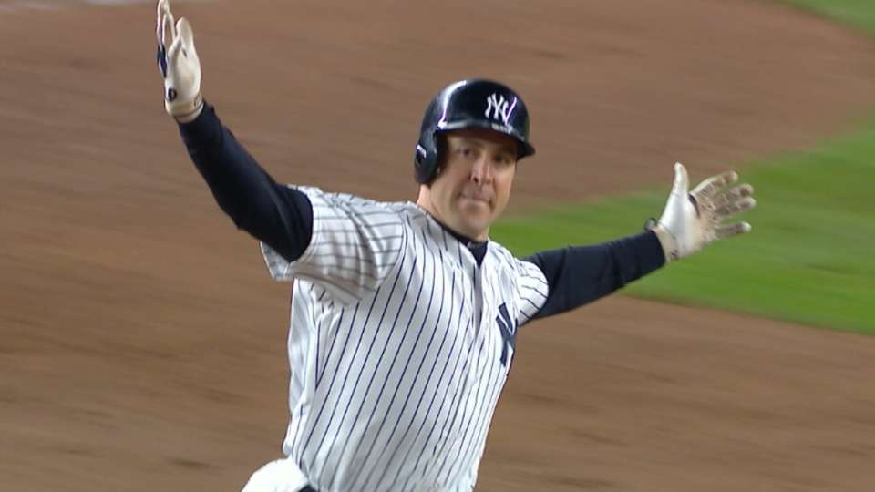 Yankees sweep the Red Sox