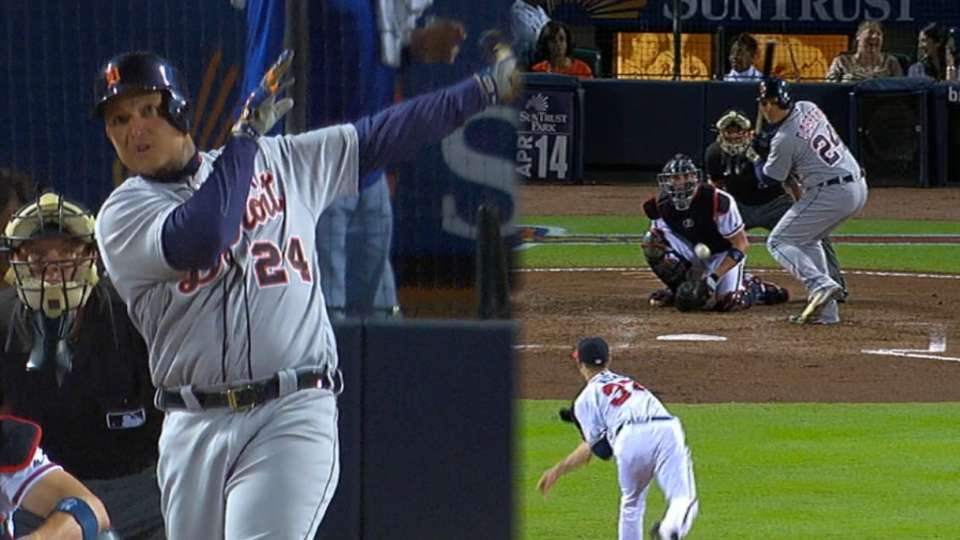 Must C: Cabrera's two-homer game