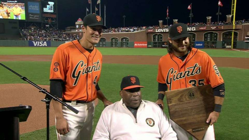 Crawford, Lopez honored