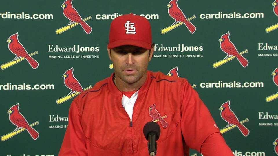 Matheny on Cardinals' big win