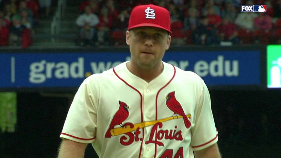 Rosenthal strikes out Rodriguez