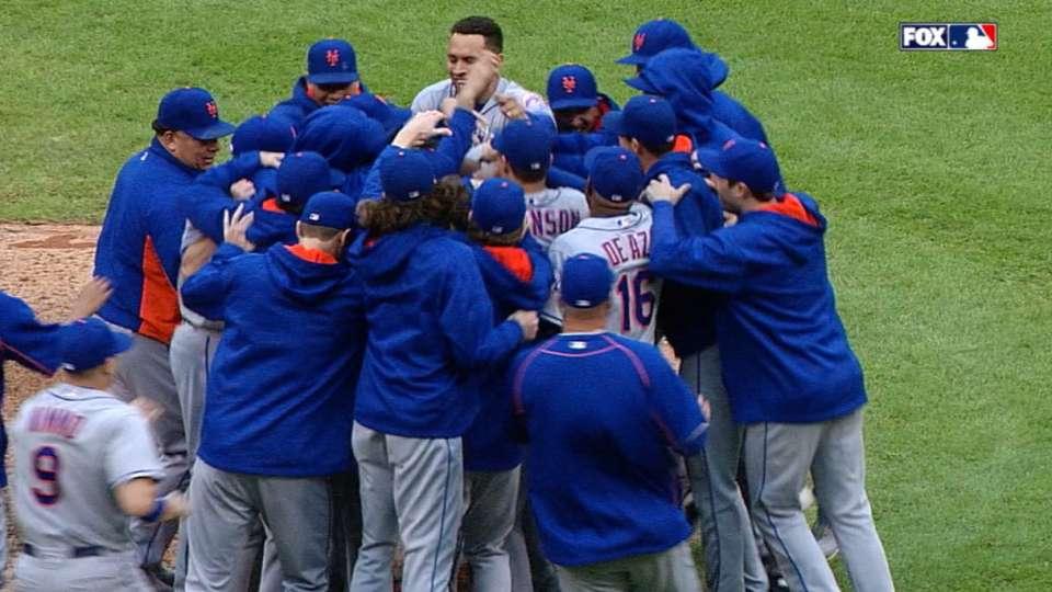 Mets pasan a playoffs