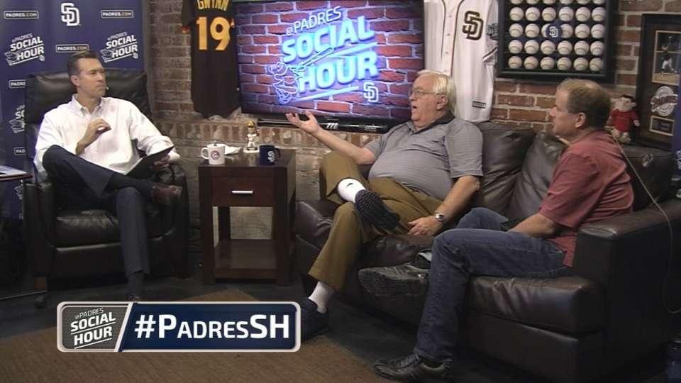 10/2/16: Padres Social Hour