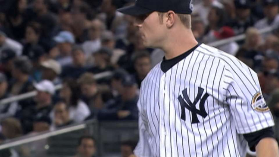 Yankees get out of a jam