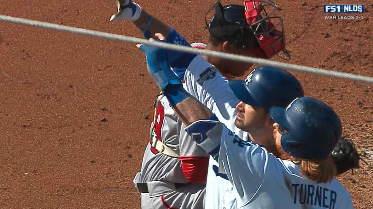 Adrián: Los Dodgers saldrán con agresividad y confianza en el Juego 5: Adrián