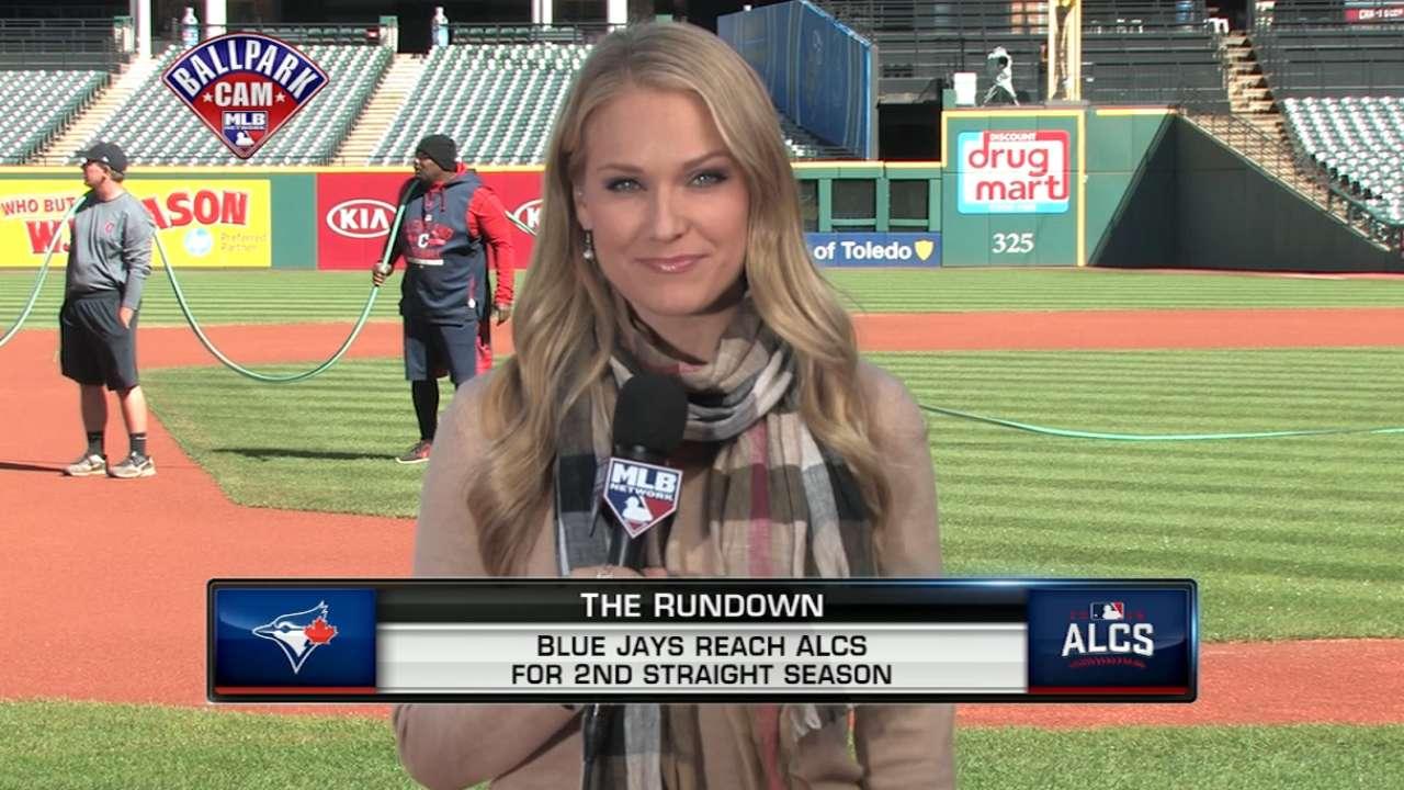 The Rundown Heidi Watney 10142016 St Louis Cardinals