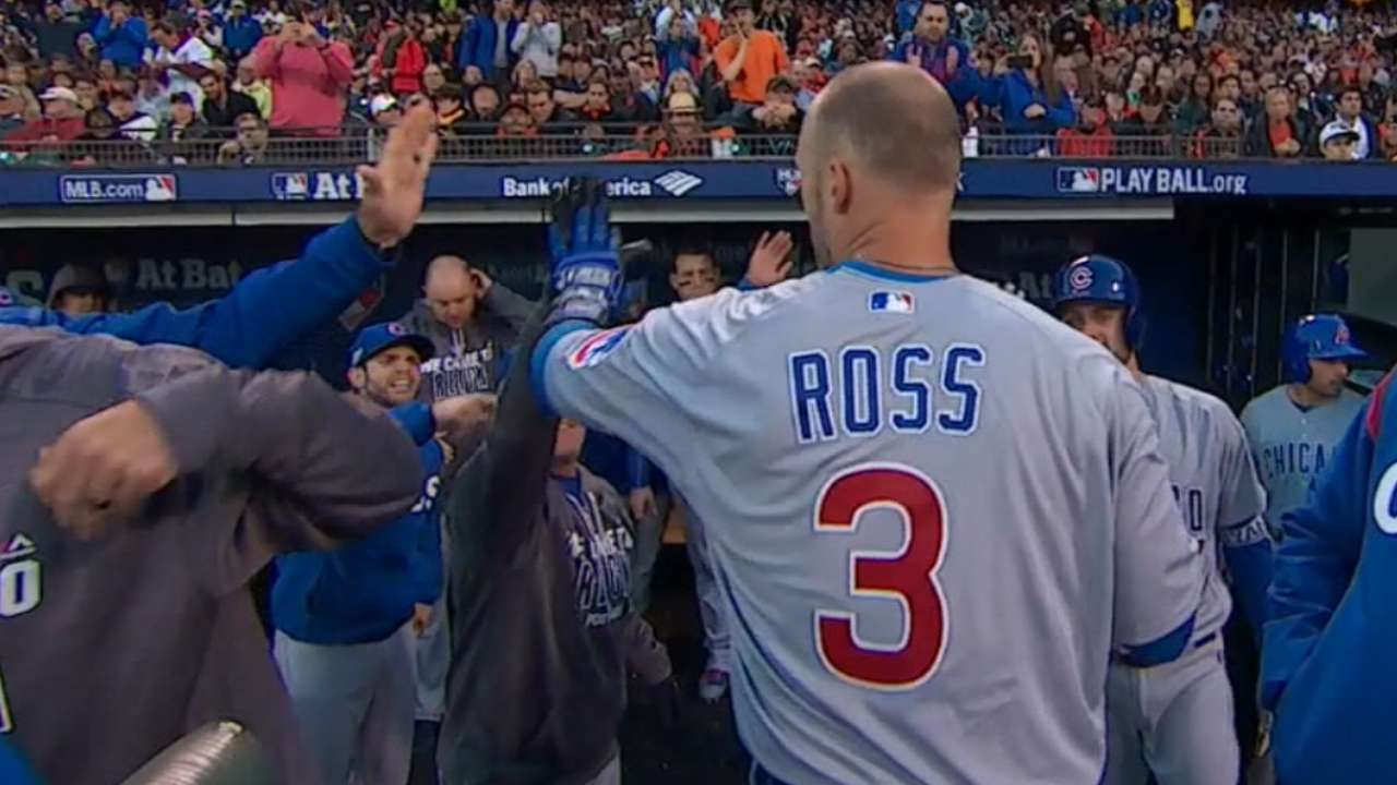 Cubs hope to send David Ross out a winner  879e0048e