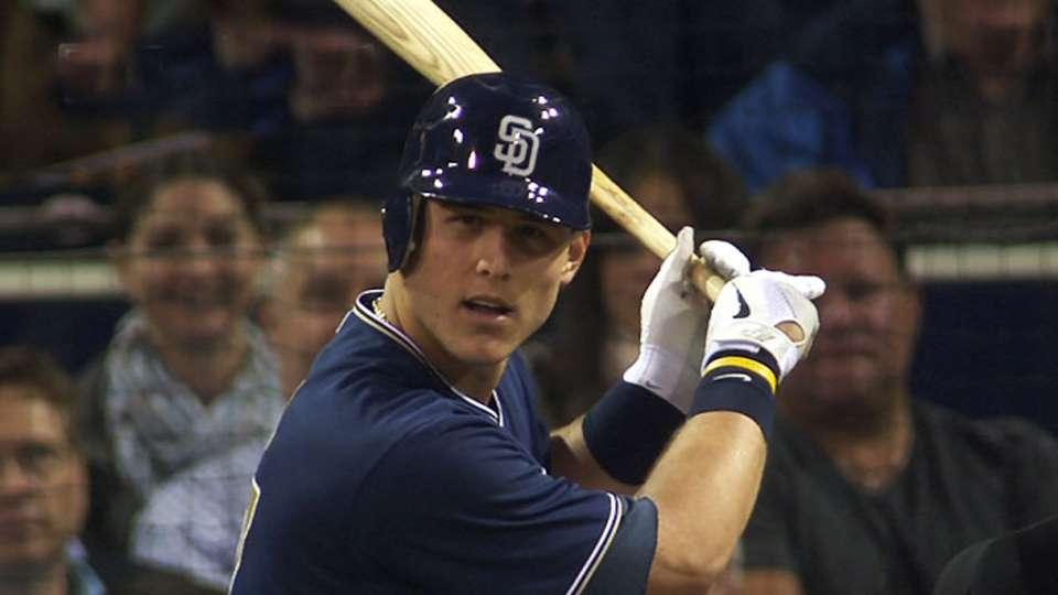 Rizzo's impressive MLB debut