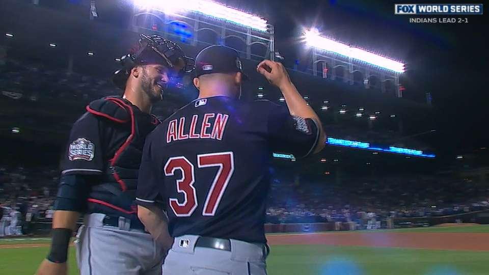 Allen sella la victoria