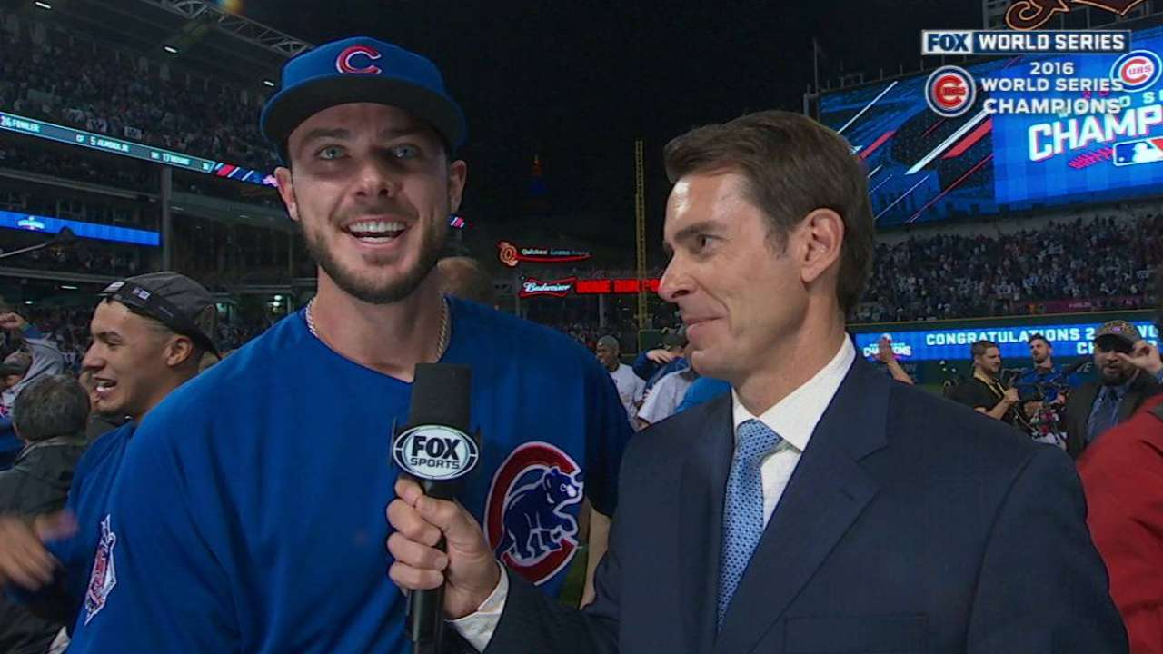 Chicago Cubs win 2016 World Series  335db2a66
