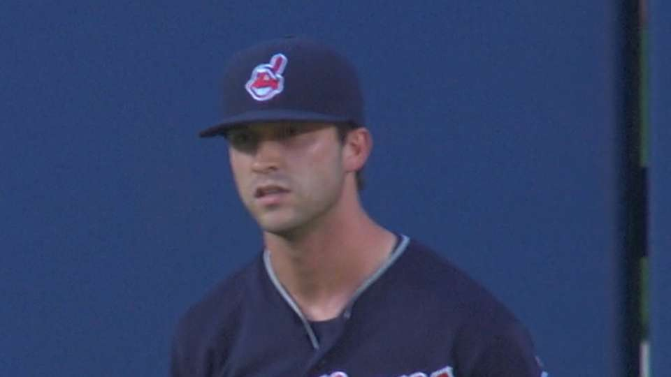 Naquin finishes third in AL ROY