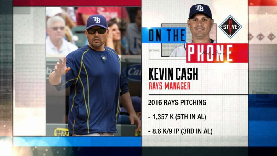 Hot Stove: Kevin Cash