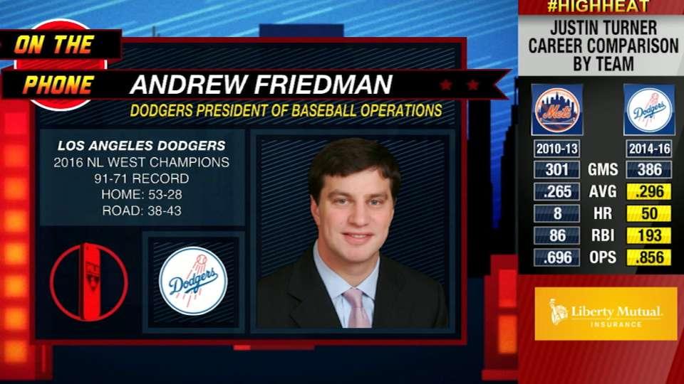 High Heat: Andrew Friedman