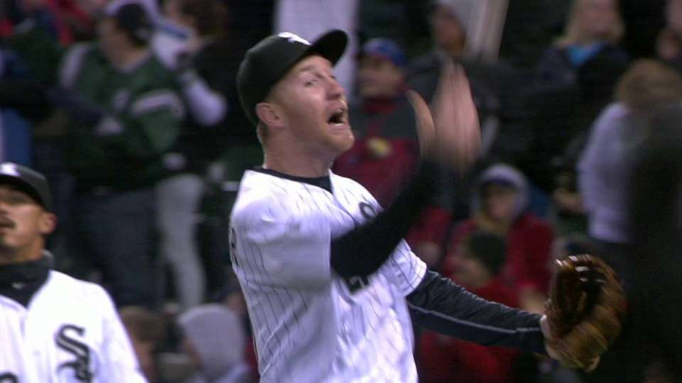 White Sox turn triple play