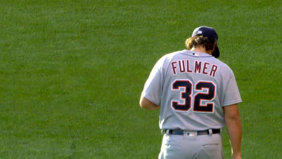 Fulmer's solid MLB debut