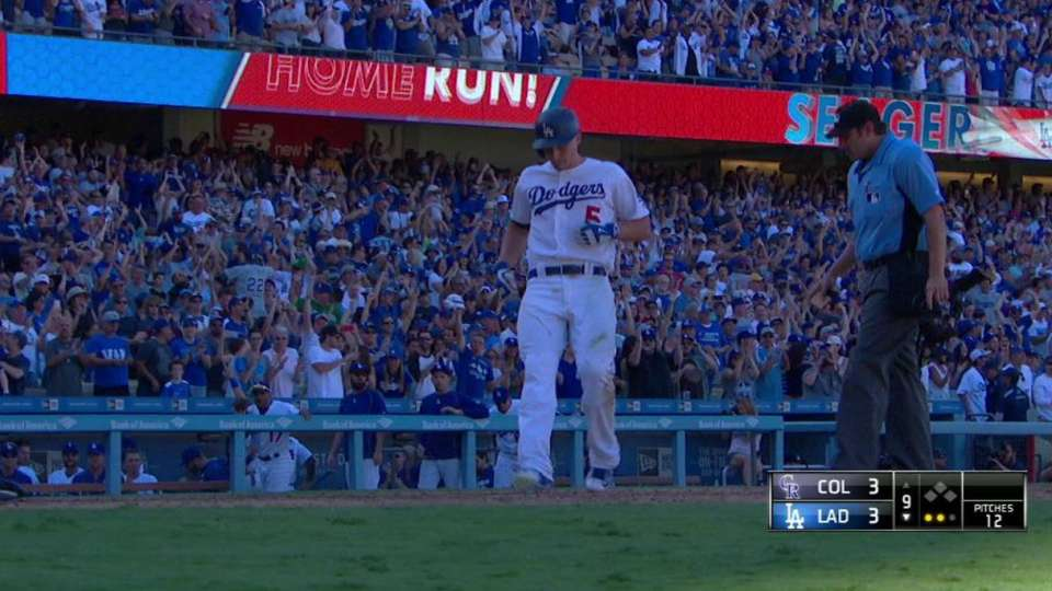 Seager's clutch game-tying homer