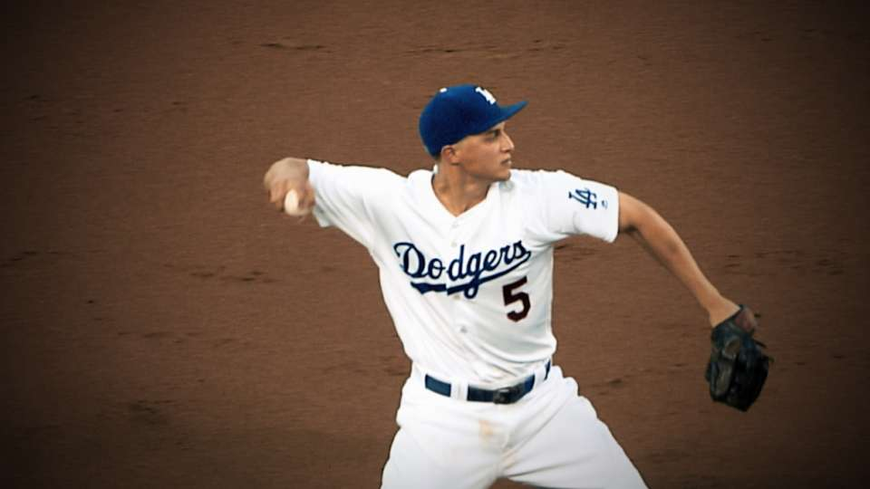 Corey Seager: NL ROY