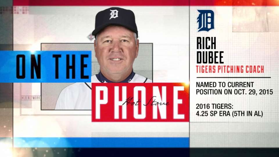 Rich Dubee joins Hot Stove